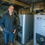 Olympian Chris chooses Ariterm for Yorkshire Riding Centre's biomass group heating network