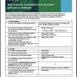 RHI-ec Emissions Certificates Published for Ariterm Biomass Boiler Range
